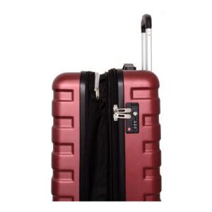 Barry Smith Hardcase Luggage (Black)