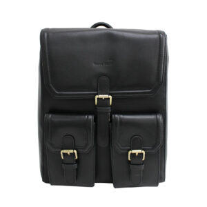 Barry Smith Leather Backpack