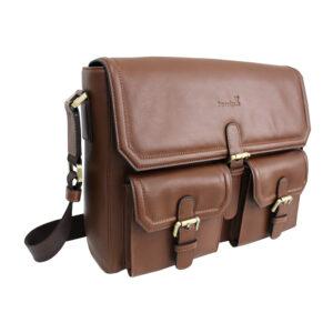Barry Smith Document Shoulder Bag