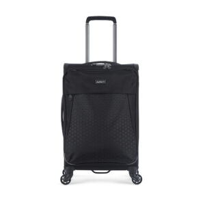 "Antler Oxygen Ultra Light Cabin Size 20"" Softcase Luggage (Black)"